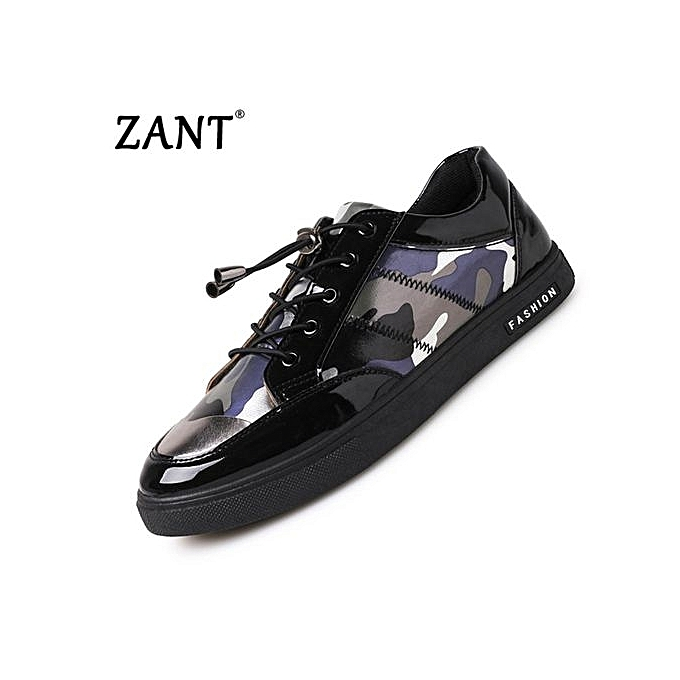 Zant Men Fashion Casual Loafers Breathable Flat chaussures baskets noir à prix pas cher    Jumia Maroc