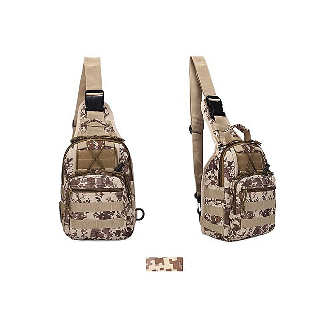 mode SingedanHommes's Military Tactical sac à dos Shoulder Camping Hiking Camouflage sac D -Camouflage à prix pas cher