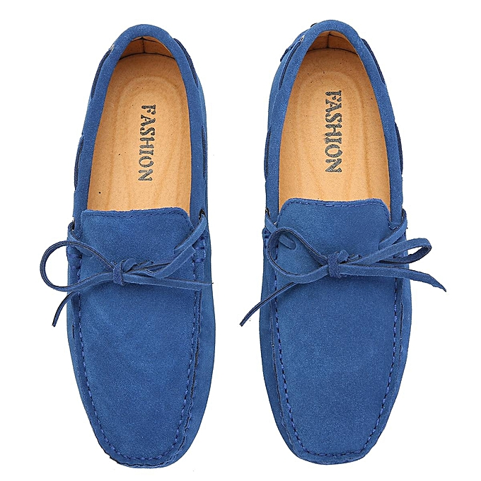 Fashion Fashion  's Loafers Driving Moccasins Soft Suede Suede Soft Leather Penny Flats Casual Walking Work Party Club Shoes-EU à prix pas cher  | Jumia Maroc ae266c