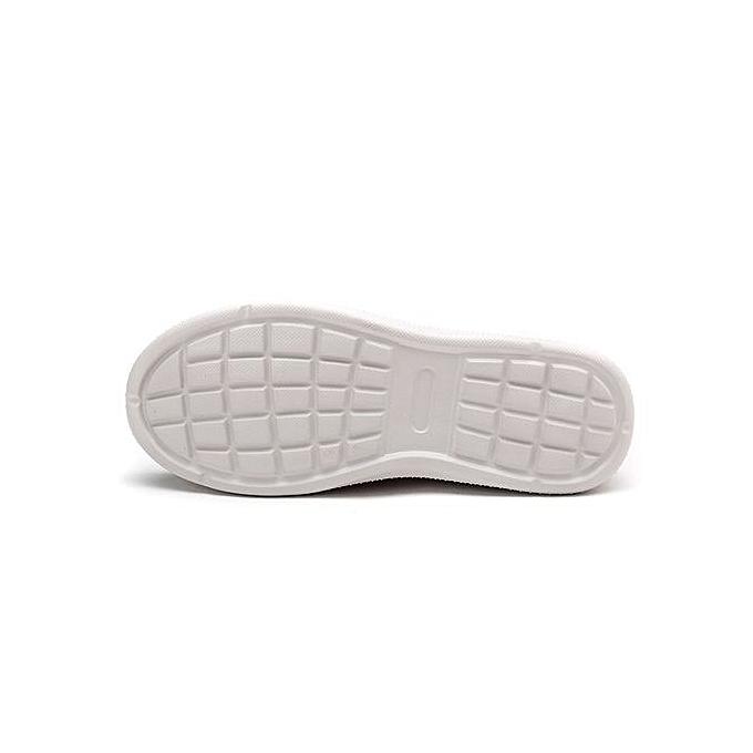 Fashion  Canvas s Canvas  Loafer Flats Comfortable Driving Shoes Plus Size-Blue à prix pas cher  | Black Friday 2018 | Jumia Maroc 21b411