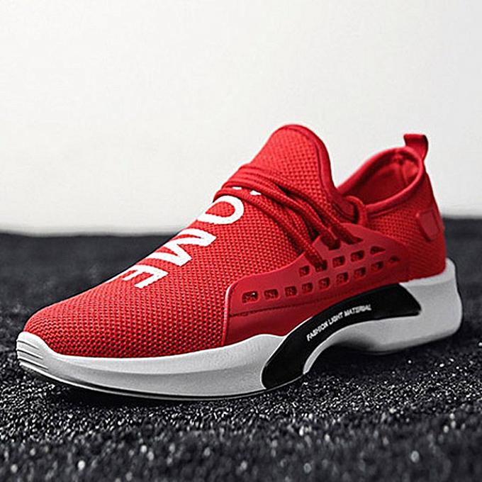 Fashion jiahsyc store Men's And femmes's Comfortable Leisure Mesh Beathing Athletic baskets chaussures à prix pas cher