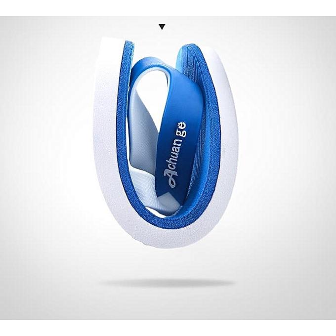 Générique 's Super Large Size   's Générique EVA Flip Flops Waterproof  Non-slip breathable slippers Indoor bathing beach slippers-Rouge  à prix pas cher  | Black Friday 2018 | Jumia Maroc 0af3d6