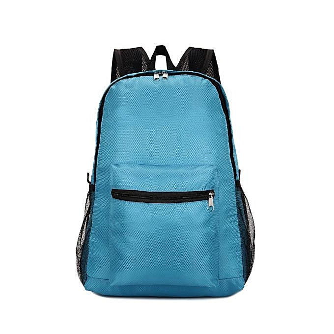 Fashion Ultra-light portable folding backpack Waterproof outdoor leisure bag Travel large-capacity backpack à prix pas cher