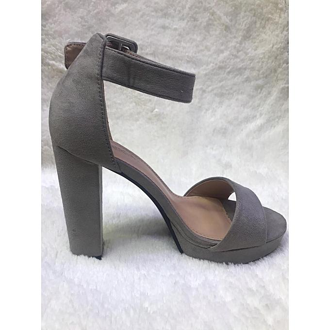 Generic Sandales bigtree chaussures 2019 talons hauts femmes pompes sexy à prix pas cher