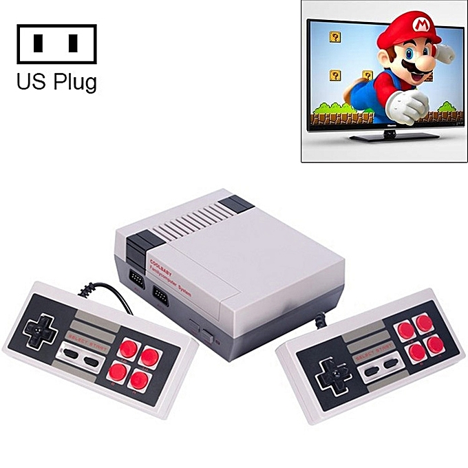 UNIVERSAL Retro Classic TV Mini HDMI HD Video Game Console, Built-in 600 Games, US Plug à prix pas cher