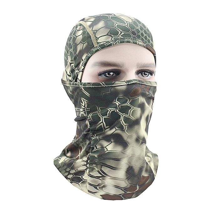 Autre Motorcycle Balaclava Full Face Mask Warmer Windproof Breathable Airsoft Paintball Cycling Ski Shield Anti UV Auto styling  30( B) à prix pas cher