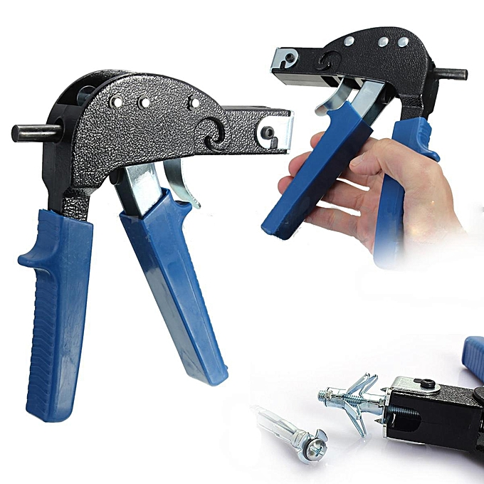 UNIVERSAL Heavy Duty Metal Setting Tool For Hollow Cavity Wall Anchor Plasterboard Fixing à prix pas cher