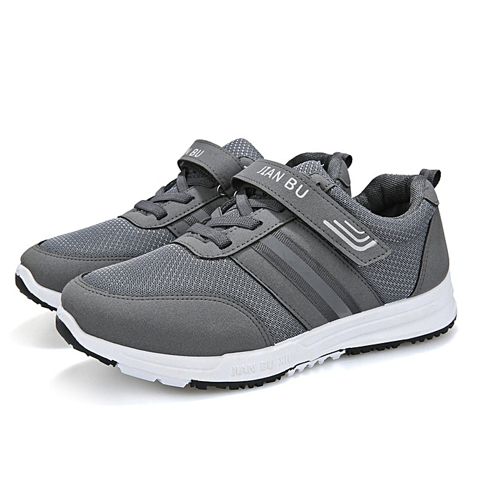 Fashion Fashion sports hommes and femmes chaussures loose chaussures gris à prix pas cher