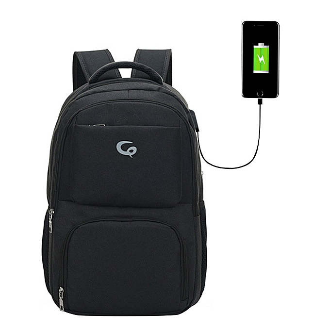 Fashion jiahsyc store Portable rechargeable shoulder leisure trend of computer bags BK-noir à prix pas cher