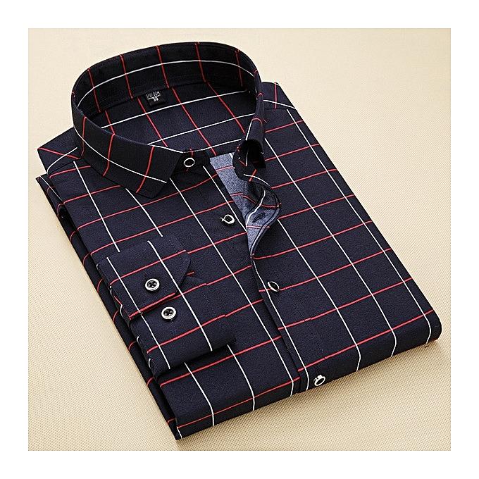 OEM nouveau style mode Hommes Décontracté Shirts Hommes Oxford Robe Shirt Youth Style-H876 à prix pas cher
