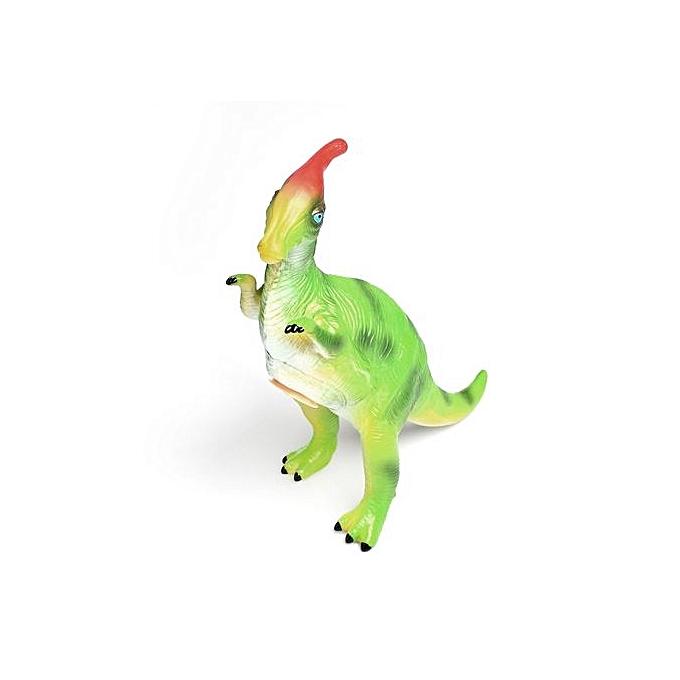Generic DM Lifelike Dinosaur Model PVC Decoration Jur Ic Simulation Sound-Couleurful à prix pas cher