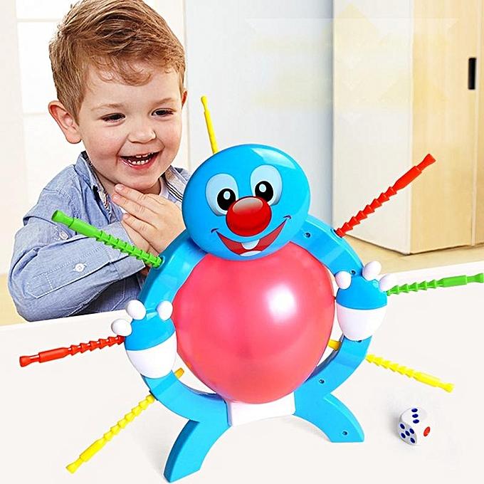 Autre Jeu de ballon en plein essor Poke the Balloon Desk Jouets interactifs pour enfants Enfants Adultes à prix pas cher