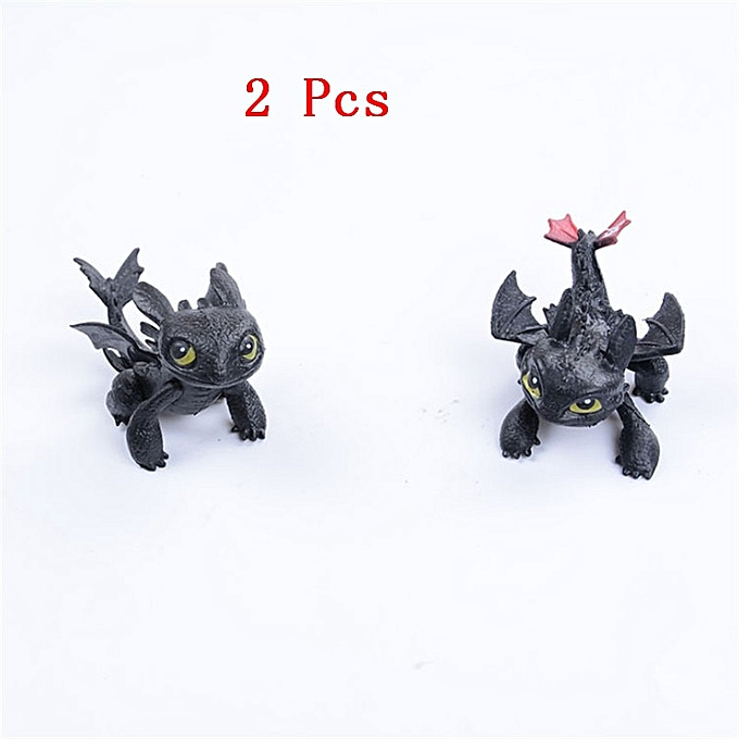 Autre New 25 cm How to train your Dragon Plush Toy Toothless Night Fury Soft Stuffed gifts(vert) à prix pas cher