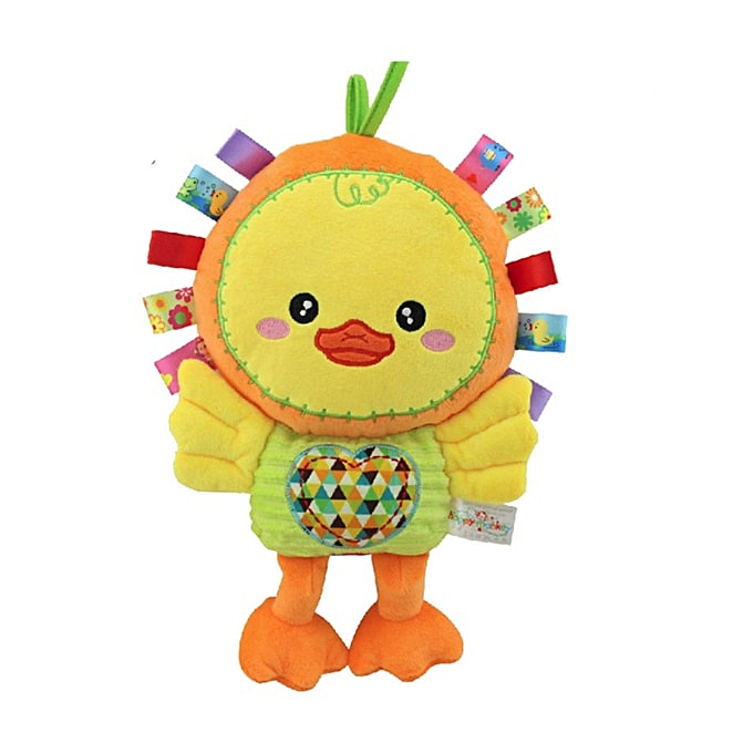 Autre nouveau arrival   toy  Comforting doll with BB rattles Toys for   0 13 years  play  Appease dolls WJ199(Duck) à prix pas cher