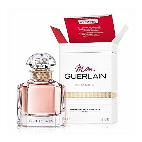 Guerlain Mon Guerlain Eau De Parfum 50ml à Prix Pas Cher Jumia Maroc