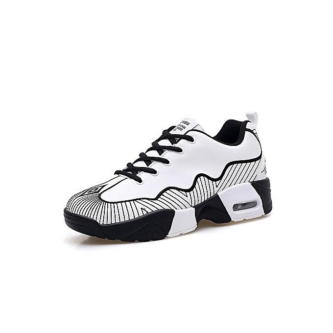 HT  Breathable 's Breathable  Sport Shoes Outdoor Running Jogging Shoes à prix pas cher  | Jumia Maroc d4da27