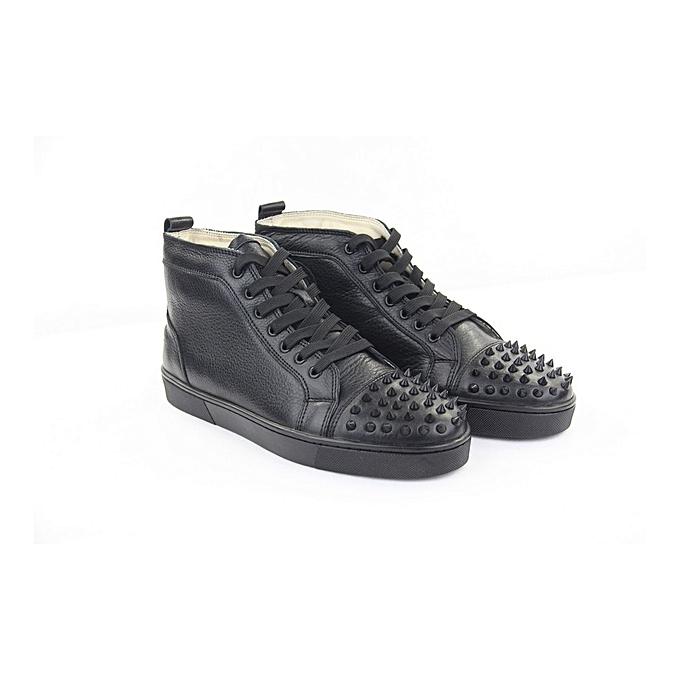 plus récent 70b68 a551a Chaussure Louboutin De Cuir Homme