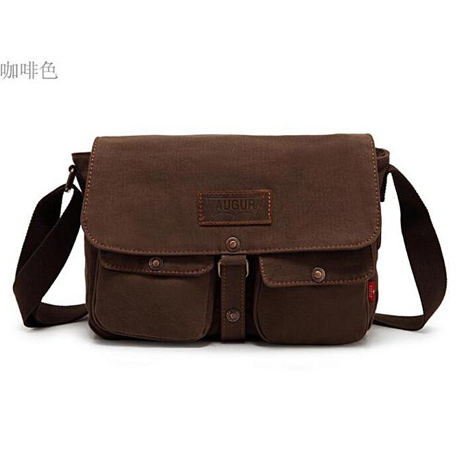 OEM nouveau style nouveau army style toile hommes sacs vintage messenger shoulder sac à prix pas cher