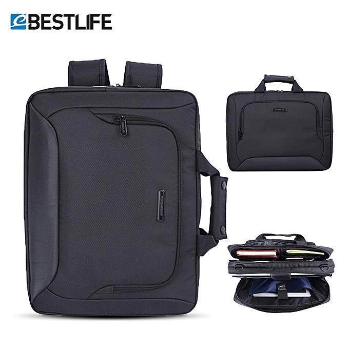 Other BESTLIFE Hommes Briefcases Multifunction noir Affaires Briefcase Maleta High-capacité Décontracté Office Laptop Messenger sacs( ) à prix pas cher