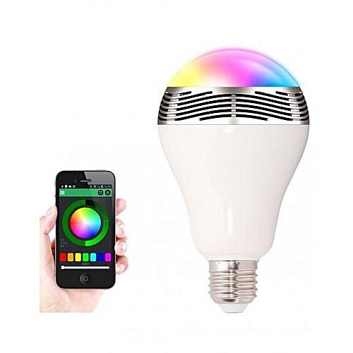 ampoule led bluetooth sans fil avec haut parleur achat