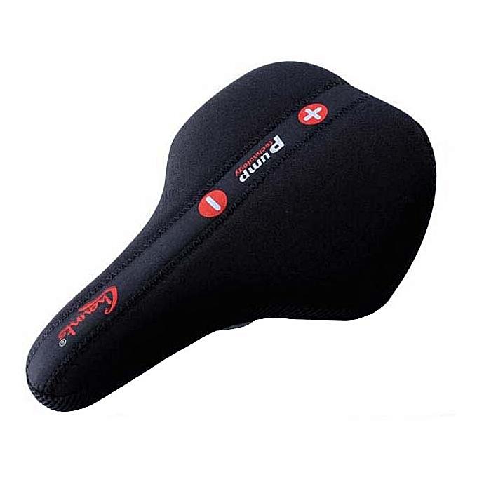 UNIVERSAL Chaunts Inflatable Soft Cushion Mountain Bike Comfortable Overstuffed Saddle Cushion Adjustable Seat à prix pas cher