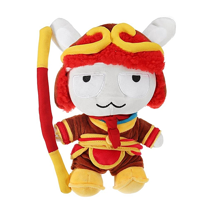 UNIVERSAL rouge Stuffed Plush Toy Classic MITU The Monkey King 25cm Cute Soft Doll Enfants Best Gift à prix pas cher