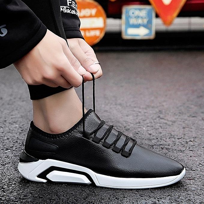 Autre Spring Spring Autre and Summer  's Heighten Leather Shoes. à prix pas cher  | Jumia Maroc 9c9c1d