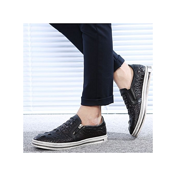Fashion  's Business Casual Leather Shoes à prix pas pas prix cher  | Jumia Maroc cfe8ca