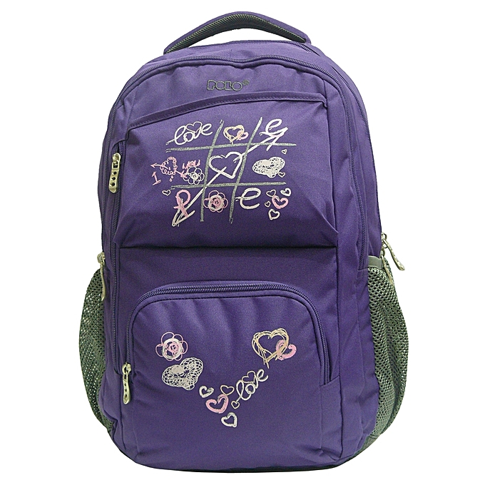 Generic SAC A DOS POLO GRAVITY violet à prix pas cher