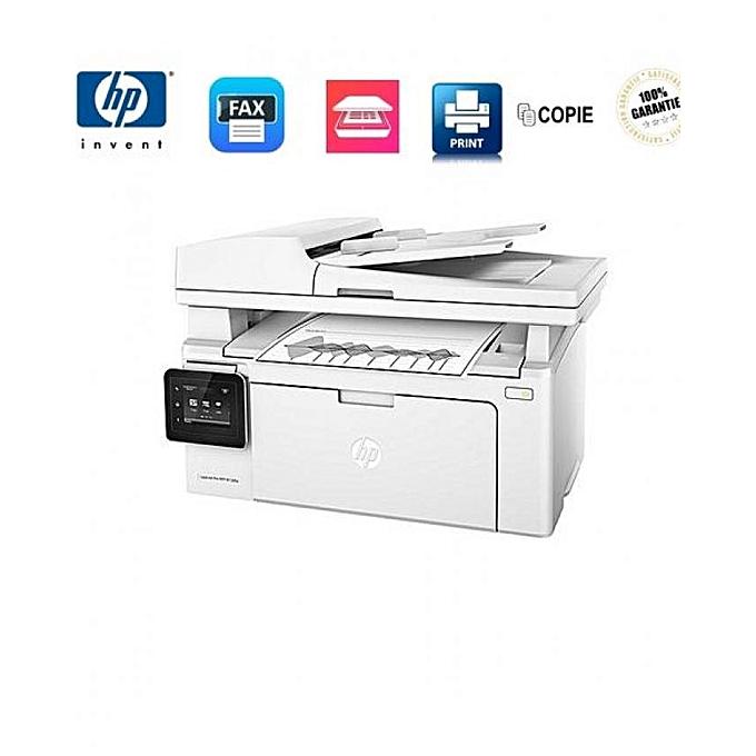 HP Imprimante multifonction LaserJet Pro M130fw Ethernet Wifi 4en1 ( copie , scan , print , Fax )(G3Q60A) à prix pas cher