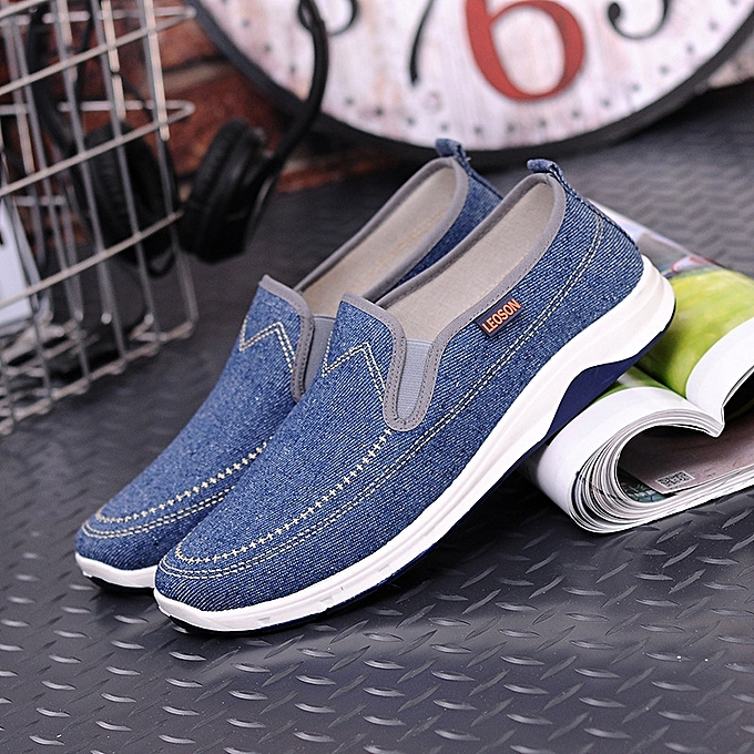 OEM New arrivel arrivel arrivel  's fashion denim casual comfortable low-top Basket s à prix pas cher  | Jumia Maroc 928c42