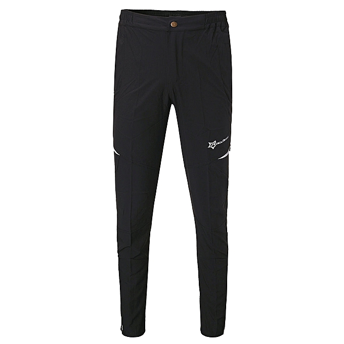 UNIVERSAL RockBros Cycling Pants Bike Tights Men femmes Long Pants Reflective Trousers noir  S NEW à prix pas cher