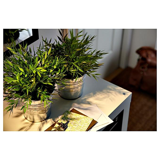 ikea plante artificielle en pot bambou d 39 int rieur prix. Black Bedroom Furniture Sets. Home Design Ideas