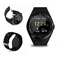 71cfa77ad4059 Smart Watch Montre Connectée avec carte sim - noir