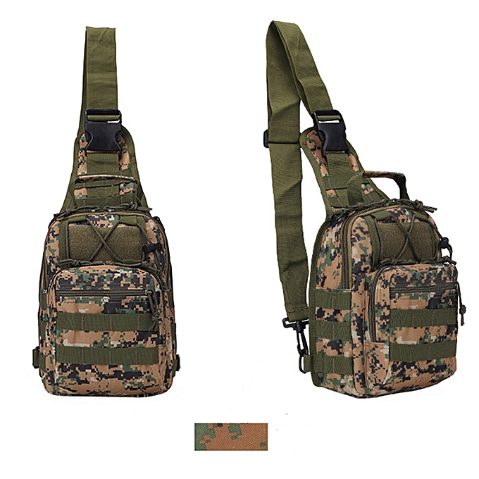Fashion Men's Military Tactical Backpack Shoulder Camping Hiking Camouflage Bag F à prix pas cher