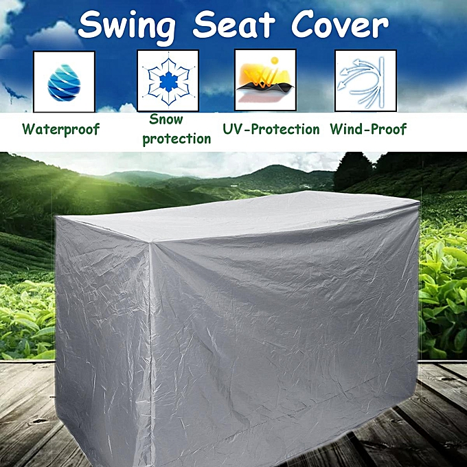 OEM Heavy Duty imperméable Swing Seat Cover Garden Patio 3 Seater Hammock Prougeection à prix pas cher