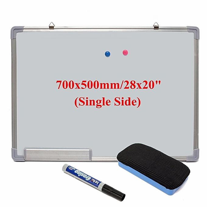 Autre Bureau sec d'effaceHommest de tableau blanc de tableau magnétique d'écriture magnétique de côté de 700mm  de 500mm avec la gomme à prix pas cher