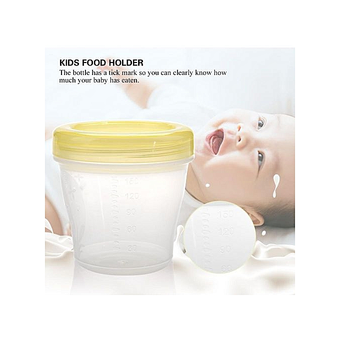 Other   Infant Leakage-proof Milk Powder Storage Bowl Anti-Hot Temperature Enfants Food Holder à prix pas cher