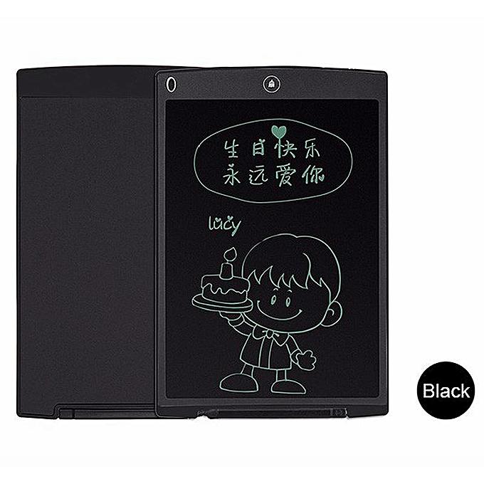 Autre 12 & quot;Pouce Tablette d'écriture LCD Tablette de dessin d'écriture numérique de tablette de dessin numérique avec stylo noir à prix pas cher
