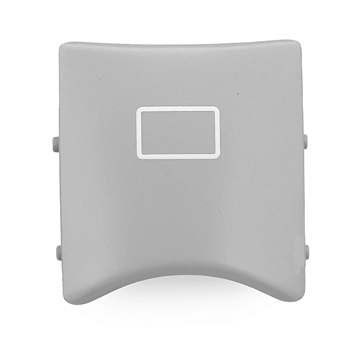 UNIVERSAL Sunroof Window Switch Button Cover For ML W164 W251 X164 16482071858K67 gris à prix pas cher