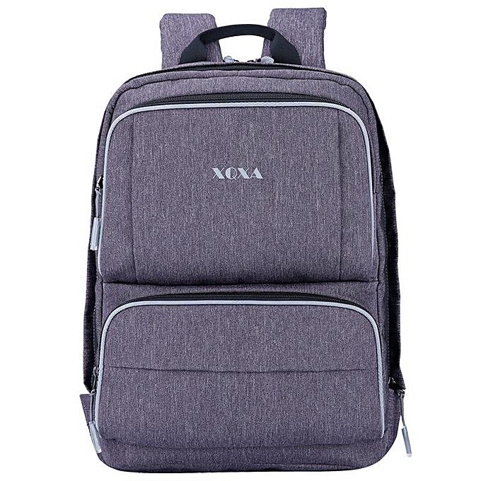 mode XQXA Hommes's sac à dos Affaires sac à dos USB Charging  15inch à prix pas cher