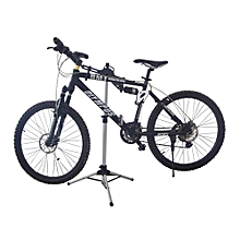 6dc85186e011a Aluminum Bicycle Parking Rack Bike Display Stand Bicycle Maintenance Rack  Bike Tool