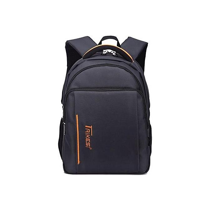 Generic Haojks imperméable Nylon 15 Inch Laptop sac à dos Hommes femmes Notebook sac YE à prix pas cher