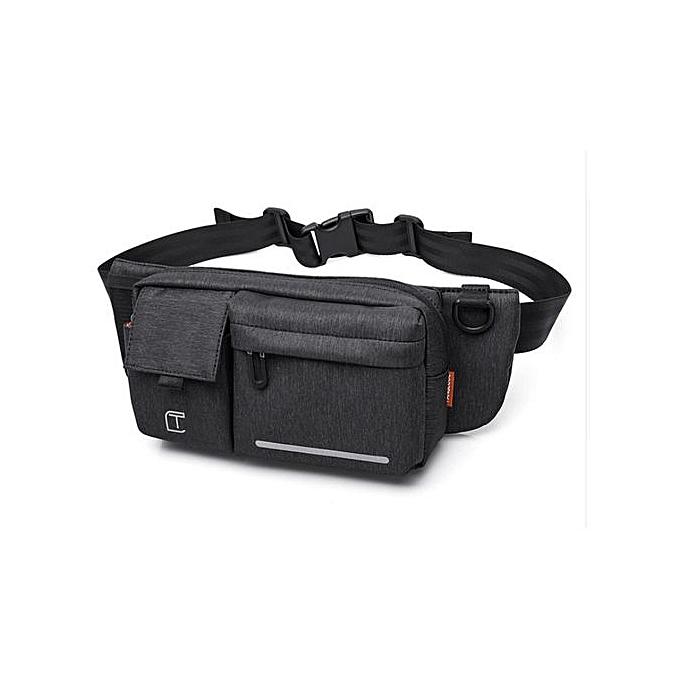 Generic nouveau Unisex imperméable Waist Packs for Phone femmes voyage Chest sacs à prix pas cher