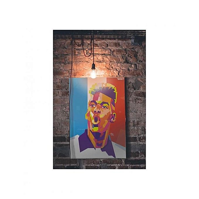 Tableau portrait scarface achat tableaux jumia maroc for Aide gouvernementale achat maison