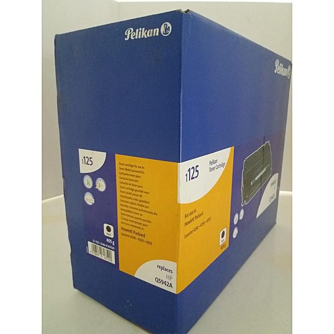 PELIKAN Toner noir PELIKAN (10 000 pages) équivalent à HP 42A (Q5942A) à prix pas cher