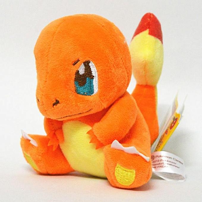 Autre New cartoon plush toys 12 17cm Pikachu Snorlax Charmander Mewtwo Dragonite cute soft stuffed dolls for Kids Christmas gift(3) à prix pas cher