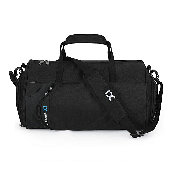 Other Men Waterproof Duffle Bag Independent chaussures Pocket Multifunctional Trekking Crossbody Handbag Durable Sling Shoulder Travel bags(big noir) à prix pas cher