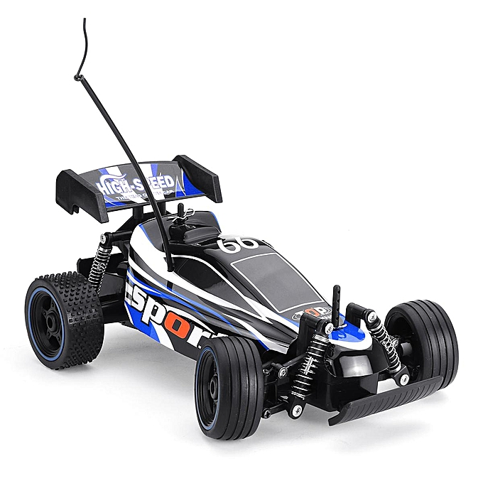 OEM 1 16 55km h Remote Control Car RC High Speed Off Road Electric Racing Toy Boys à prix pas cher
