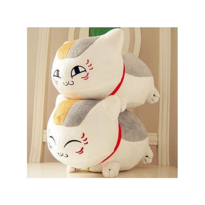 Autre 1pcs 8  20cm Natsume Yuujinchou Nyanko Sensei Plush Cat Anime Doll Toy Xmas Christmas Gift(vert) à prix pas cher